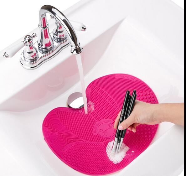 Muss Sigma Spa Bürsten Reinigungs Mat Die Neuen Silikon Sigma Pinsel Spa Cleaning Mat / Pad Für Make