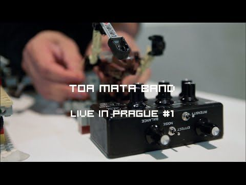 Toa Mata Band - Live in Prague#1