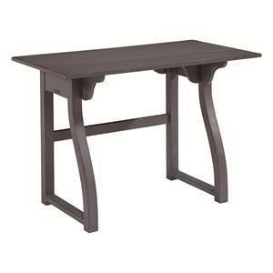 Magnolia Small Writing Desk In French Gray Nebraska Furniture Mart
