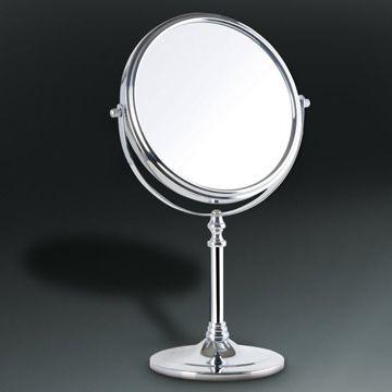 Ayaklı Makyaj Tıraş Aynası