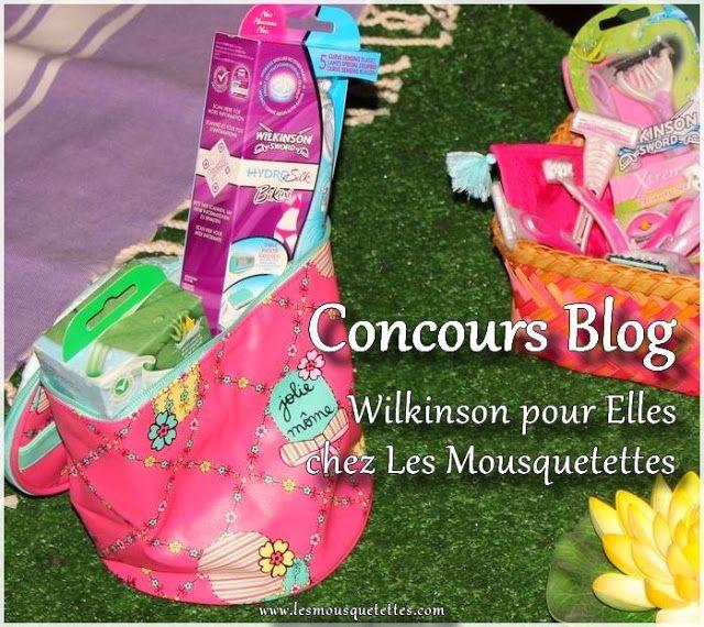 Les Mousquetettes: Confessions d'épilation, plus de 250€ de cadeaux W... http://www.lesmousquetettes.com/2016/09/confessions-epilation-concours-wilkinson-elles-blog-beaute.html?spref=tw