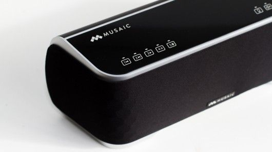 Musaic is a new wireless sound system