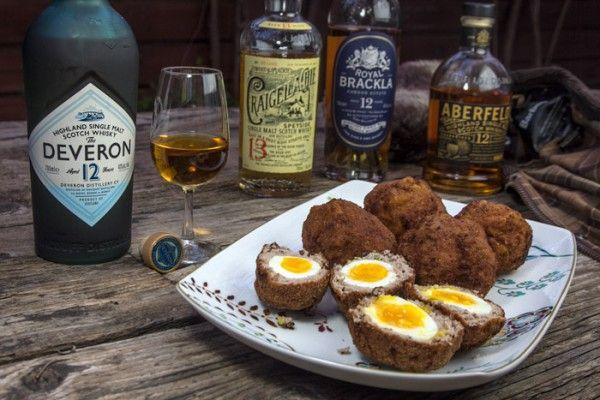 Scotch Eggs & Single Malts