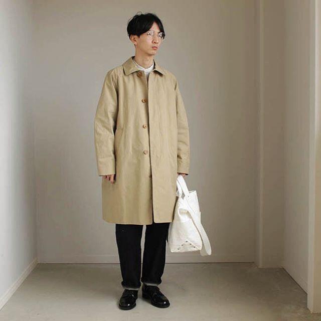 2017/01/16 23:28:16 muro1115 「YAECA」って感じです。「春」って感じです。 . チャクラHP  http://shop.ciacura.jp . #三重 #四日市 #セレクトショップ #洋服とか器とか素敵なもの #着楽 #チャクラ #コーディネート #スタイリング #ファッション #yaeca #auralee #alden #ヤエカ #オーラリー #オールデン #ステンカラーコート #コート #プルオーバーシャツ #ツールバッグ #デニム . ※お問い合わせなどはお店のHPまでお願いします。メッセージ等への返答はあまり出来ません。すみませんがよろしくお願いします。