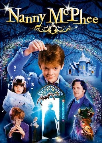 Nanny McPhee. Great movie that teaches kids how to behave