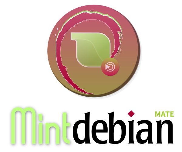 Linux Mint Debian + MATE by nashabah