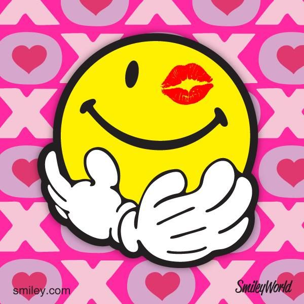 XOXO!!! Free download of smiley icons of the day  at www.smiley.com