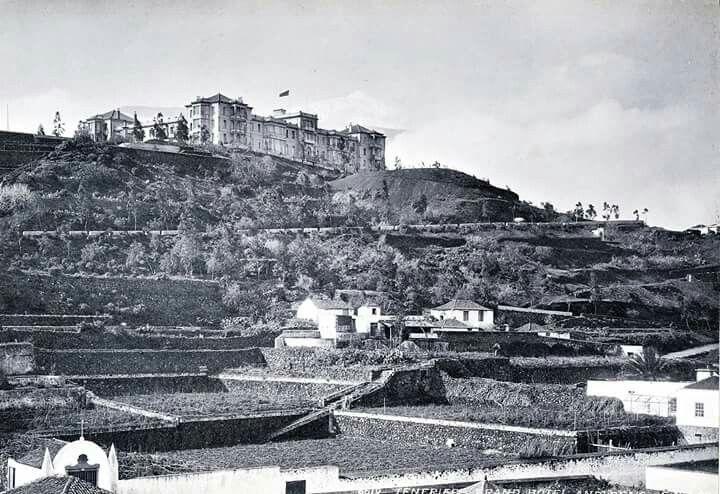 Puerto de la Cruz. 1893