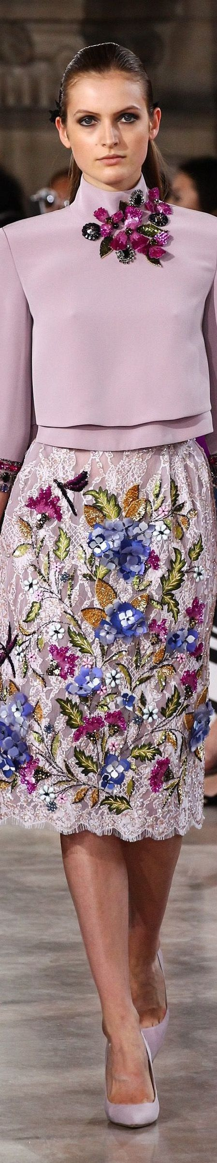 Georges Hobeika fall 2016 couture...
