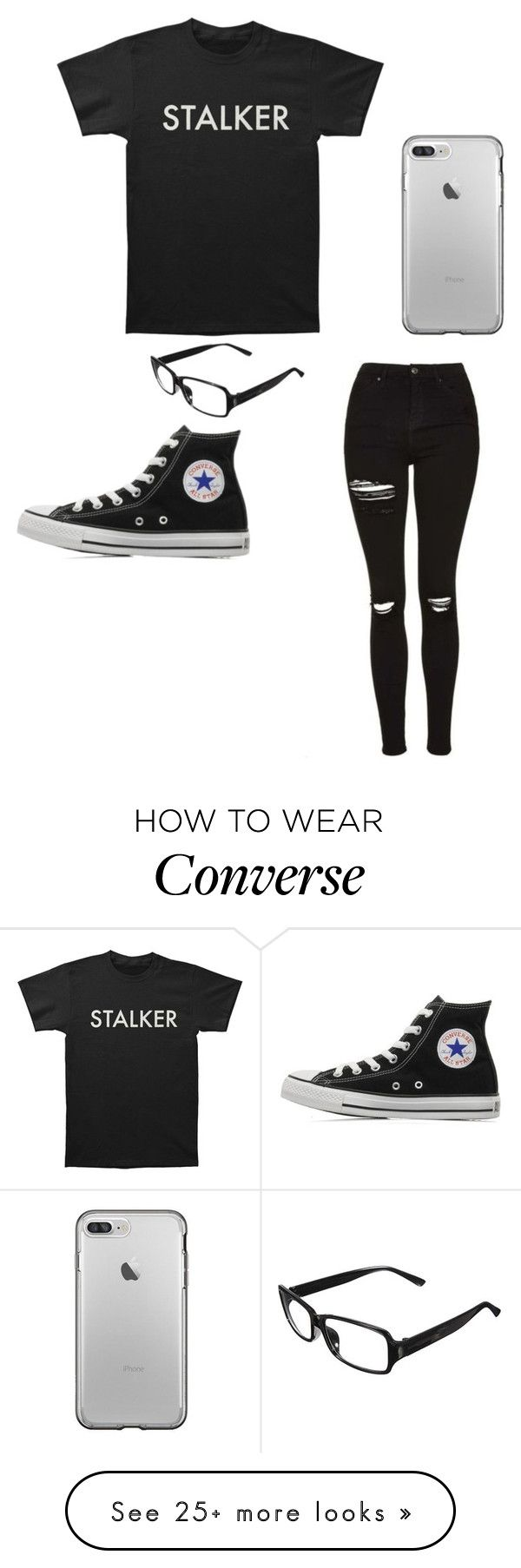"""Haven't been active much lately....."" by jmaq22 on Polyvore featuring Converse"