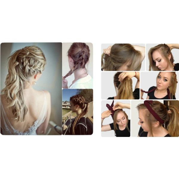 """""""Learn how to apply hair extensions!"""" by ca-remyhairextensionshop on Polyvore"""