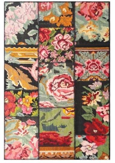 vintage rug (oh, how i would love to own this)