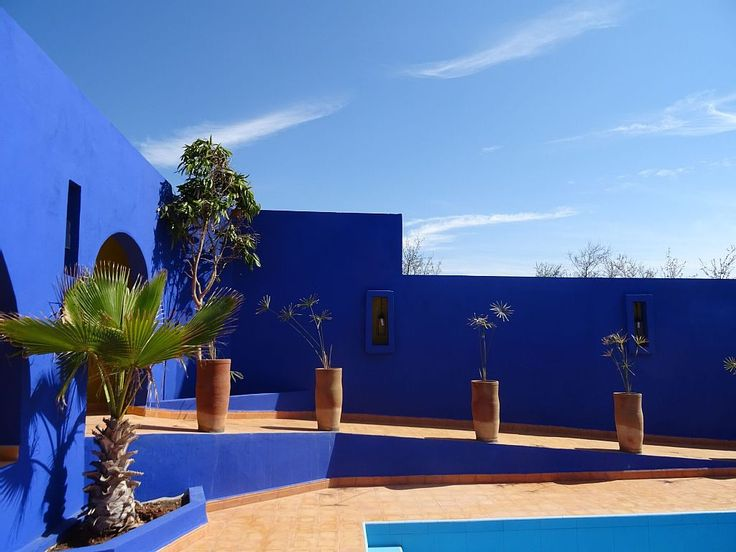 15 best Maison MAROC - La Kasbah Bleue images on Pinterest Blue - location de villa a agadir avec piscine