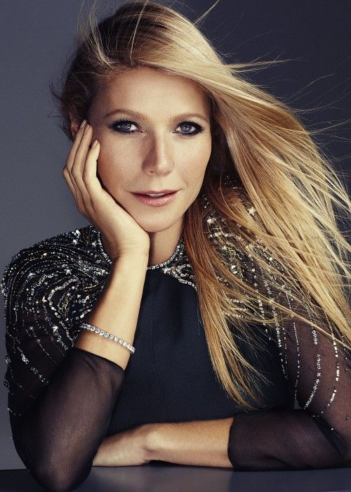 Gwyneth Paltrow for Harper's Bazaar February 2015 | www.thedailylady.eu | the daily lady