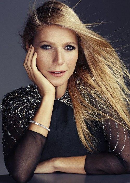 Gwyneth Paltrow for Harper's Bazaar February 2015 | www.thedailylady.eu | the daily lady
