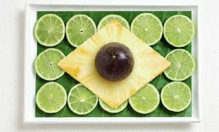 Fly your food flag!  Brazil.National Flags, Food Festivals, Fruit, Brazil Flags, Food Flags, Limes, International Food, Food Photos, Food Art