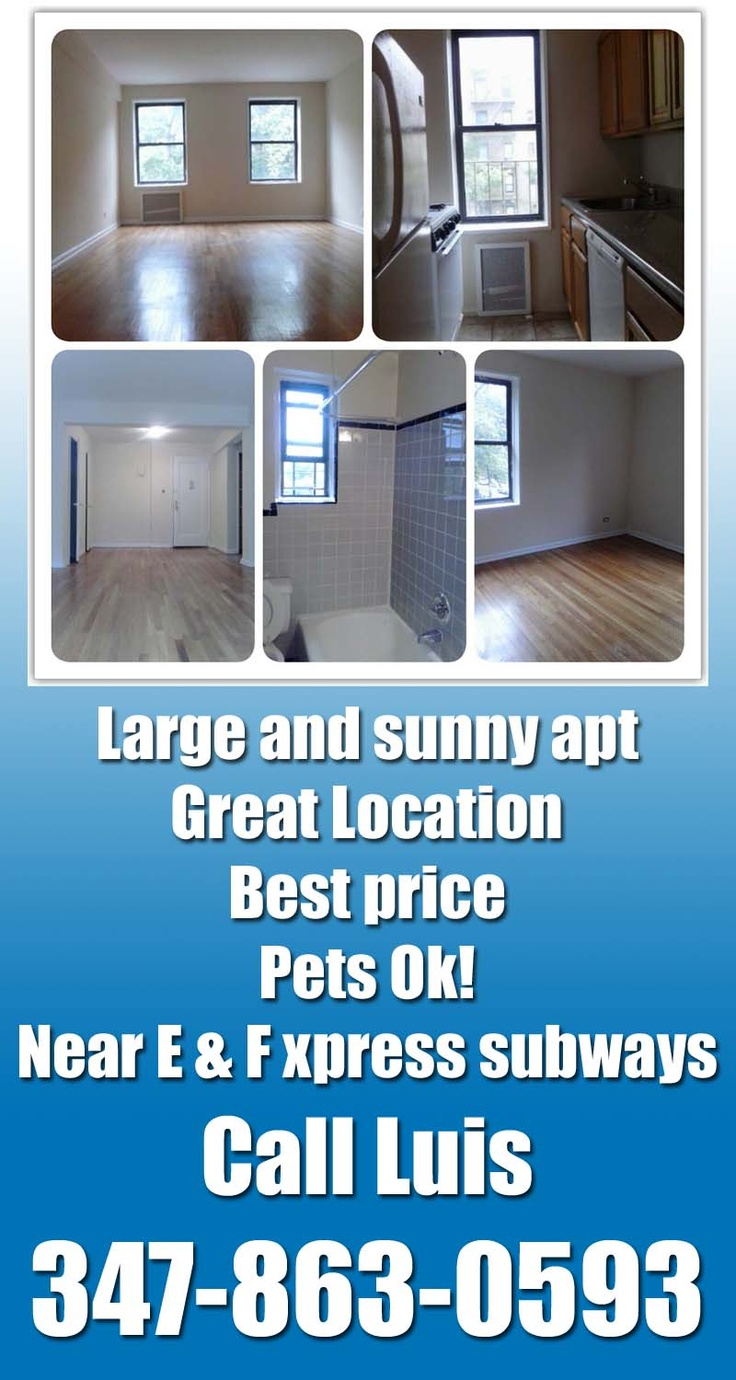1 bedroom apartment in queens ny