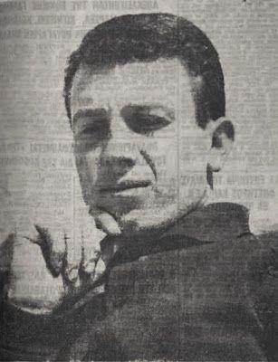Καλκιτανίδης Κυριάκος. (1961-1962).