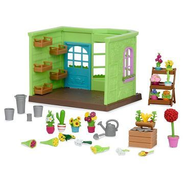 Li'l Woodzeez Mini Rooms - Store