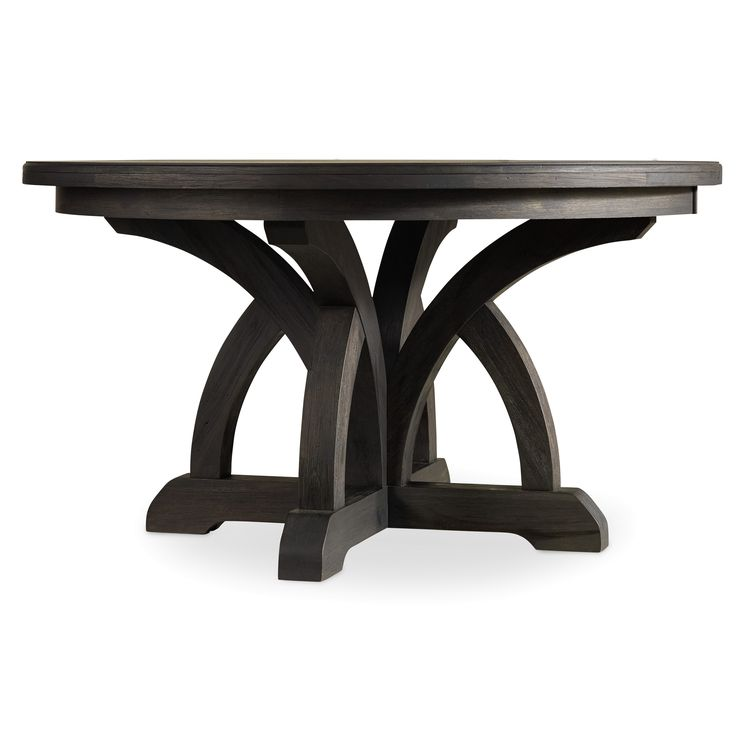 Round Dining Table Extendable round extendable pedestal dining table - hypnofitmaui