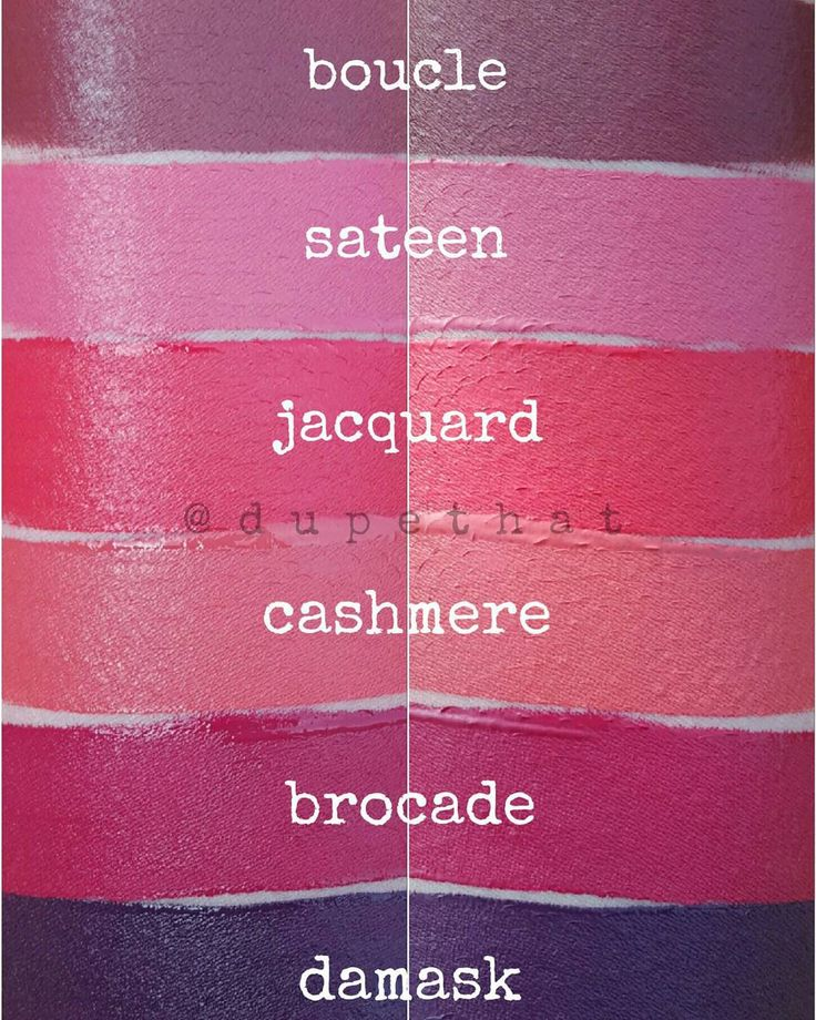 Sally Beauty Supply of the Palladio Velvet Matte Cream Lip Colors ($7 each)