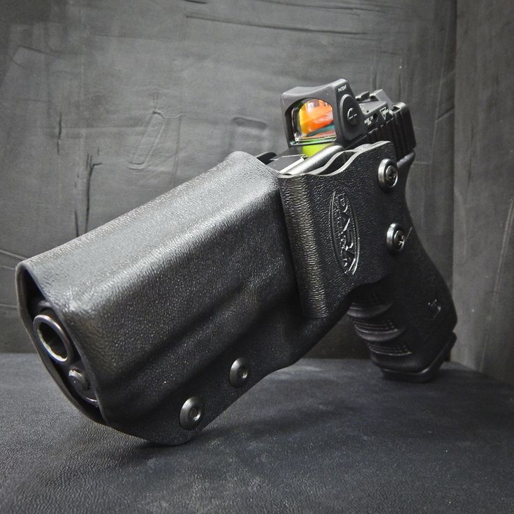 Pistol Red Dot: The Trijicon RMR Red Dot Sight - DARA HOLSTERS & GEAR