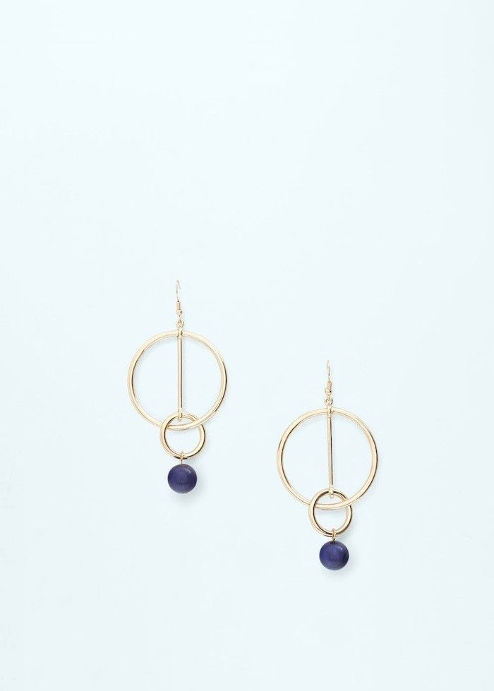 5 Incredibly Chic Takes on the Statement Earrings Trend via @WhoWhatWear
