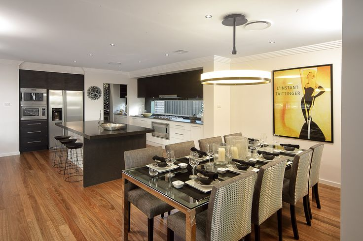 Dining - Toscano 339 with Ascent Facade on display at The Ponds