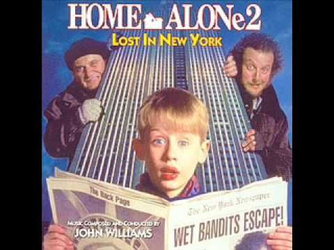 Home Alone 2---OST  All alone for Christmas    Sweet memories :-)
