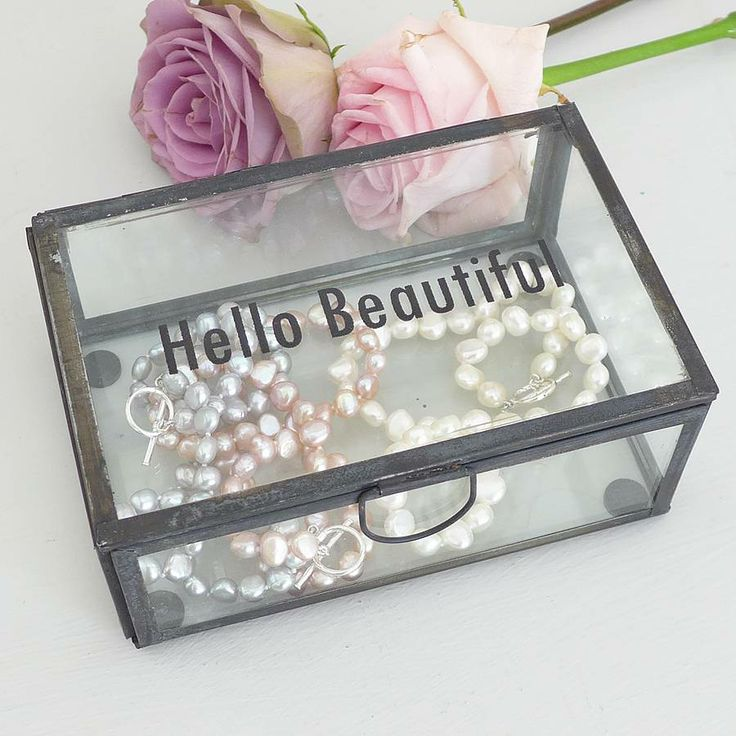 33 best LOVE Jewelboxes images on Pinterest Beauty organizer