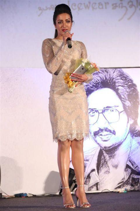Catherine Tresa Stills At Maaveeran Kittu Movie Audio Launch #catherinetresa #tamilactress #southindianactress