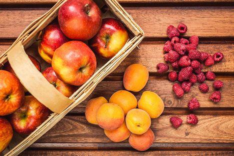 Základ z jablek doplňte dalším ovocem, které máte zrovna po ruce. Z lesa a…