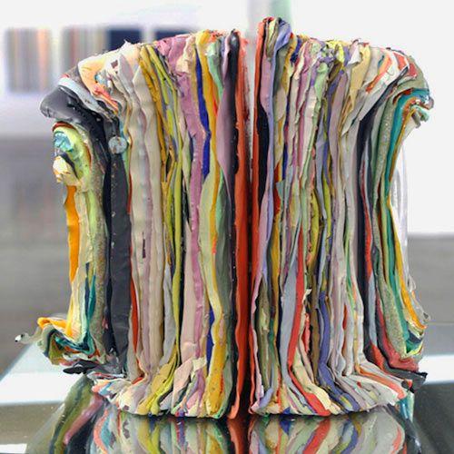 Paint Stacks by Leah Rosenberg Photo