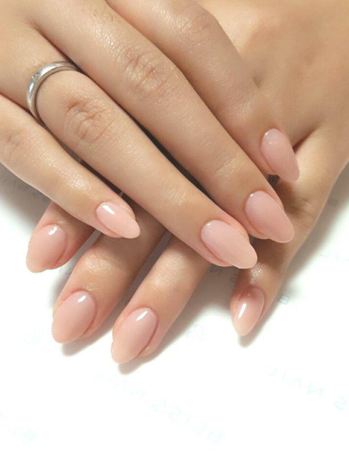 19+ Süße ovale Nägel – Nageldesign