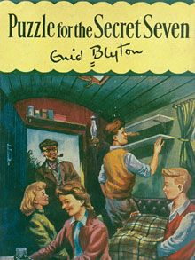 Enid Blyton falls out of children's favour - Telegraph
