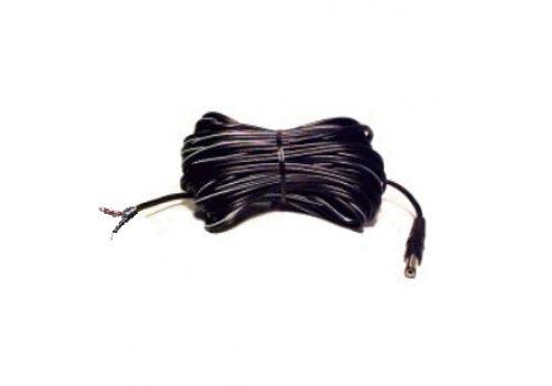Strømkabel m/5,5mm Jack Plugg