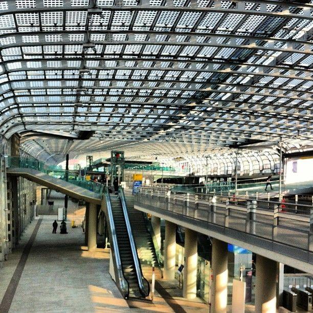 17 migliori immagini su le stazioni ferroviarie nel mondo - Stazione treni torino porta susa ...