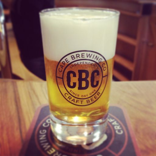 Cape Brewing Co. - CBC tasting by TheOneK #craft #beer #tasting
