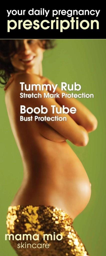 Tummy Rub Stretch Mark Butter e Boob Tube Bust & Neck Firmer, os seus super heróis! Compre já na loja Cuide de Si.