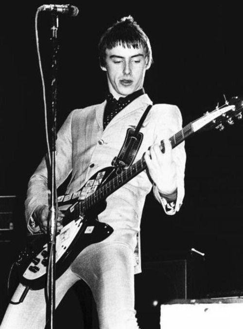 Paul Weller. °