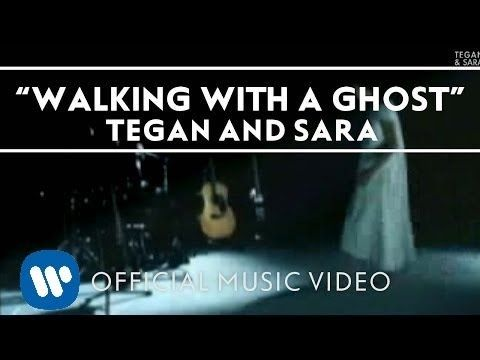 Tegan and Sara - Walking With A Ghost [Official Music Video] - YouTube