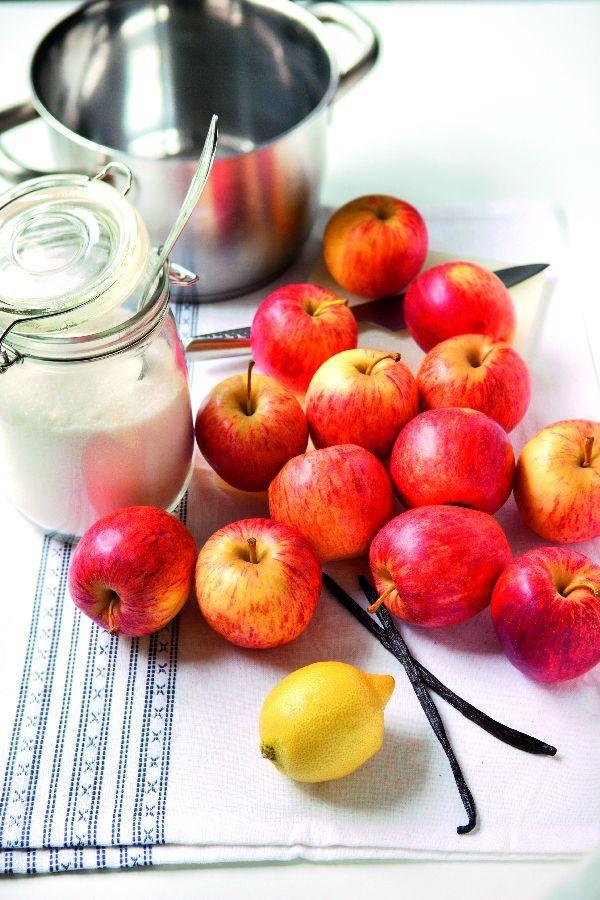 Pâte de pommes maison facile, le pas-à-pas - Facile la pâte de pomme maison !