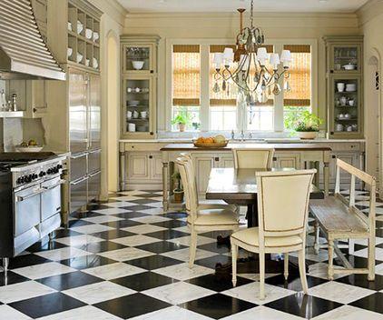 226 Best Kitchen Floors Images On Pinterest Kitchen Kitchen Floors And Homes