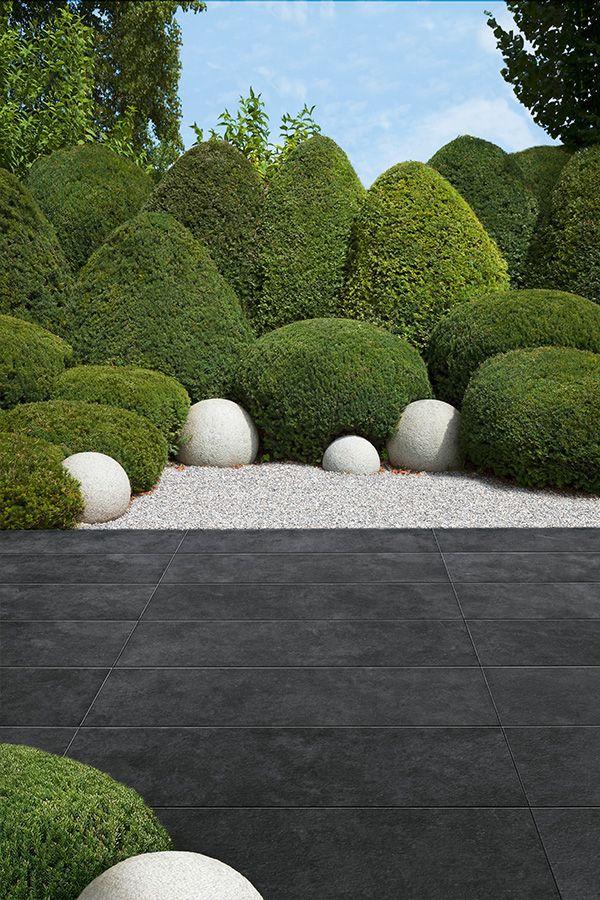 Ideen Fur Den Aussenbereich Der Japanische Garten Gartenarchitektur Japanischer Garten Garten Platten
