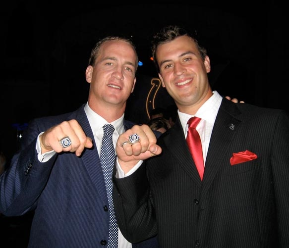 Super Bowl Rings Peyton
