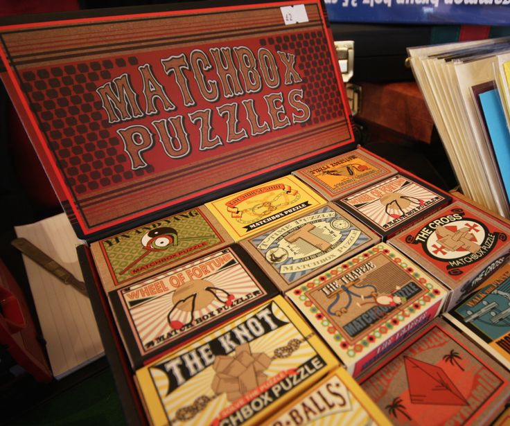 Village games is a great old fashion games shop with authentic throw backs to our childhoods.
