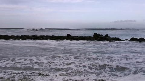Sneaker wave near Coos Bay caught on video: 'It would have taken anybody in its path.'