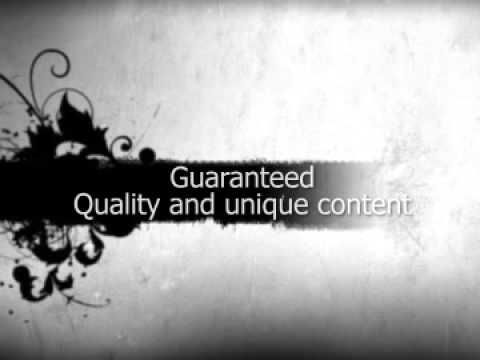 Cheap Article Writing Service 500 plus word articles, on the topic of your choice. Quality is extremely important. Therefore Cheap Article Writing Service is offering good quality content websites, blogs to keep up with the changes!! Cheap Article Writing Service guaranteed unique content. These are not spun or rewrites, these are the real uniqu...