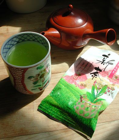 How to brew a perfect cup of shincha (new green tea)