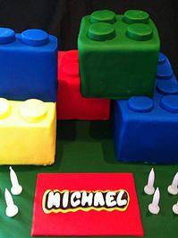 Cake Ninja, Cake Decorating Brisbane | CELEBRATION CAKES  www.cakeninja.com.au epic LEGO cake